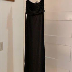 Black h&m dress